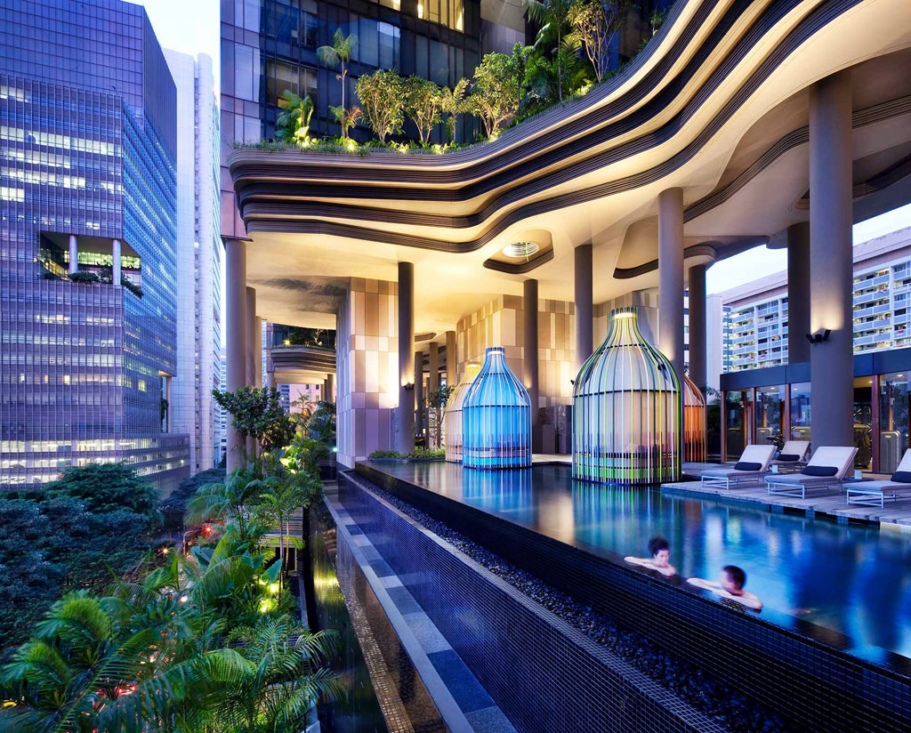parkroyal on pickering hotel singapore skygardens by woha (4)