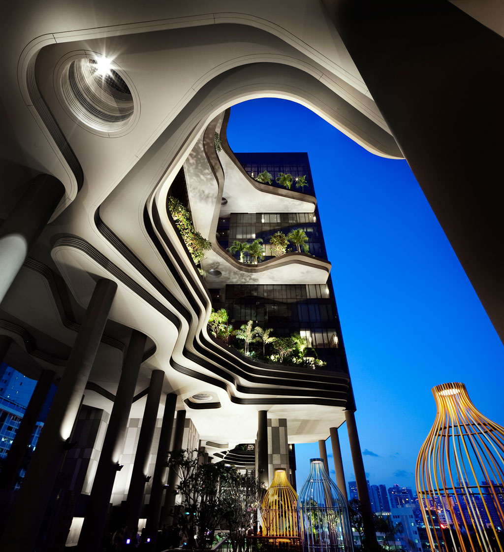 parkroyal on pickering hotel singapore skygardens by woha (6)