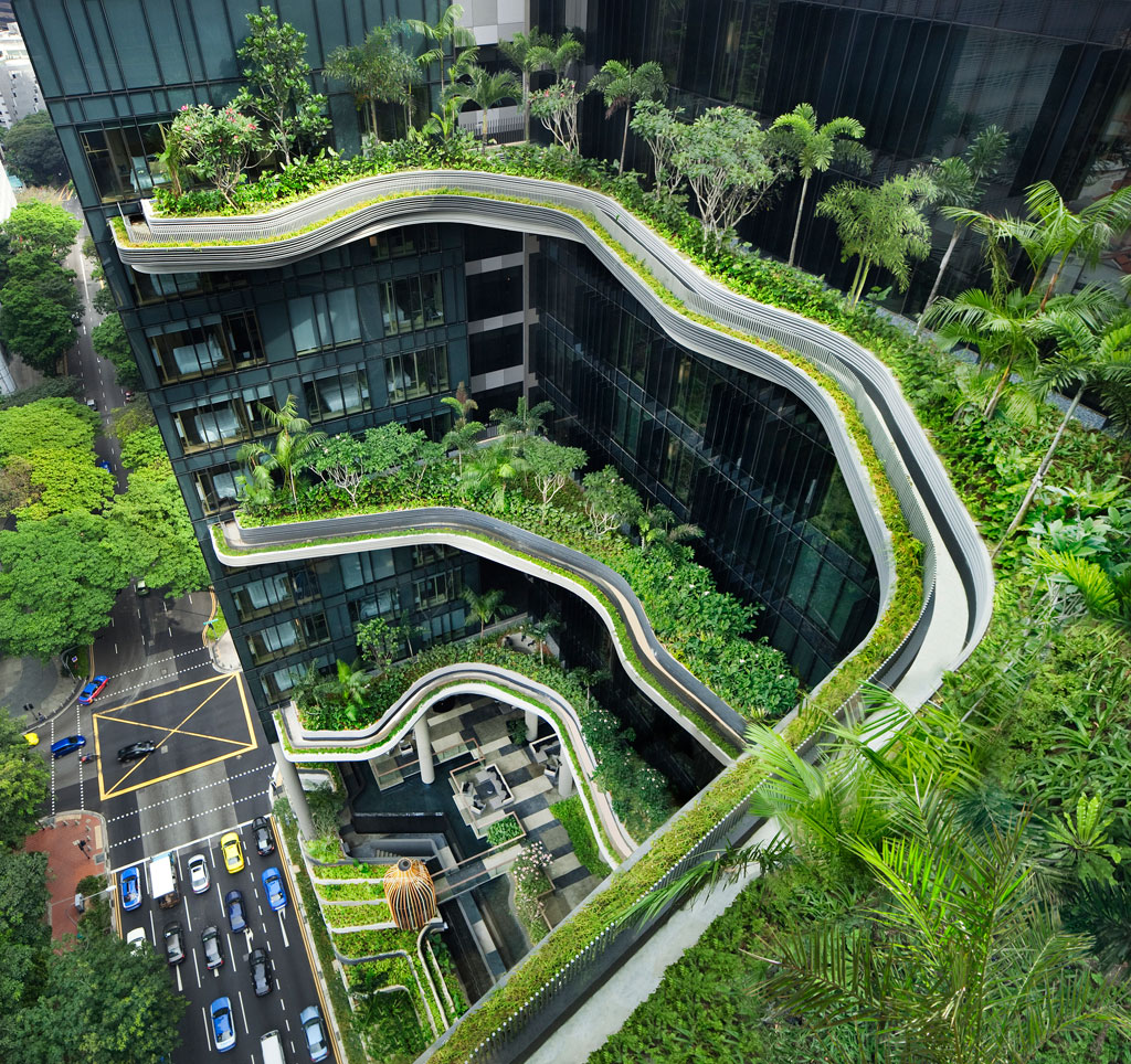 parkroyal on pickering hotel singapore skygardens by woha (9)