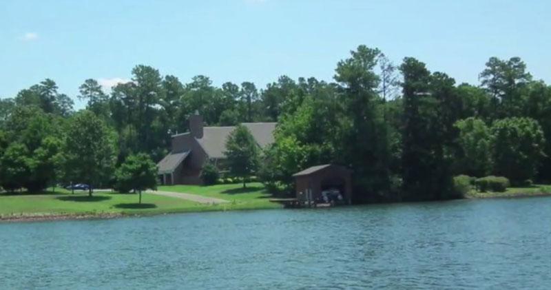 virginia beach lake house is a water pump station