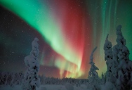 Picture of the Day: Northern Lights in Northern Finland