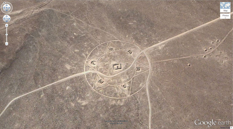 crop-circle-pattern google earth