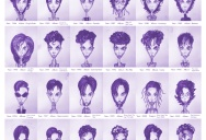 Every Prince Hairstyle from 1978 – 2013