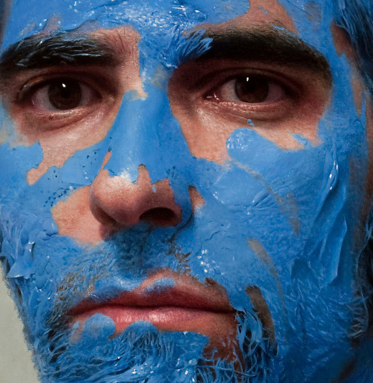 hyperrealistic self portraits paint on face by eloy morales (4)