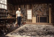 Miniature Models of Famous Artists in their Studios