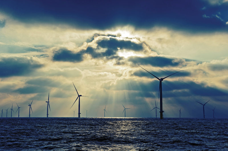 Picture of the Day: The World's Largest Offshore Wind Farm
