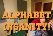 Watch This Guy Rap Through the Entire Alphabet at Ludicrous Speed