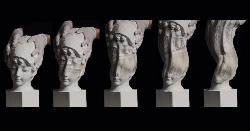 The Mind Melting Paper Sculptures of Li Hongbo