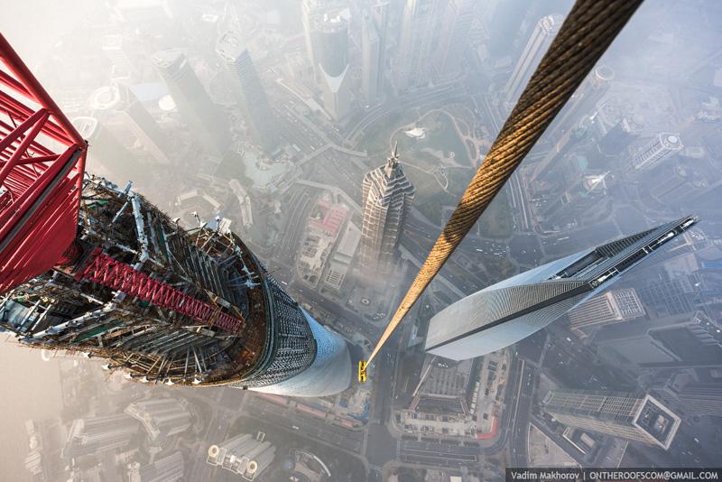 shanghai tower climb pictures vadim makhorov (6)