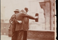 Picture of the Day: The 1920s Selfie