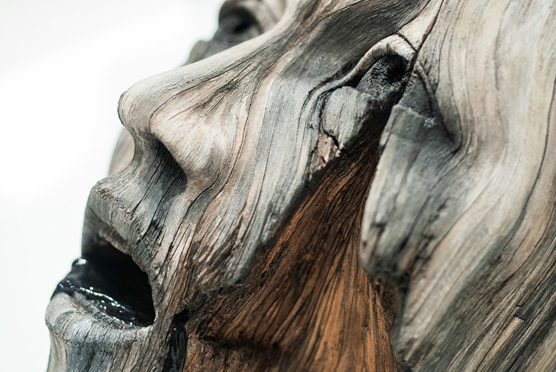 ceramic sculptures that look like wood by christopher david white (4)