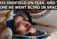 What I Learned From Going Blind in Space