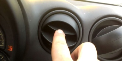 This is the Most Interesting Car Vent in the World