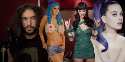 This Guy Covers Katy Perry's Dark Horse in 20 Different Styles and It's Awesome