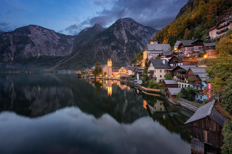 Picture of the Day: Hallstatt Village, Austria