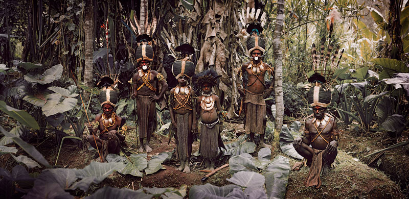 kalam tribe jimmy nelson