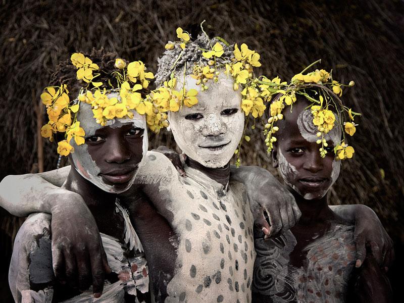 karo tribe jimmy nelson