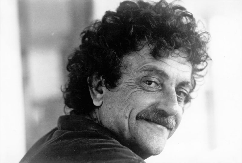 kurt vonnegut black and white portrait These Two Brothers Have Exchanged the Same Birthday Card Since 1987
