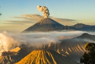 Picture of the Day: Sunrise Over Mount Bromo