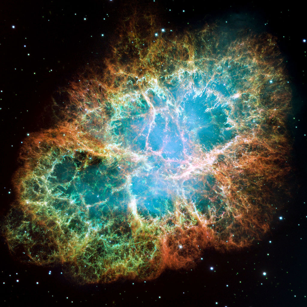 NASA Heralds Cosmos TV Show Reboot with Amazing Series of Space Images (3)