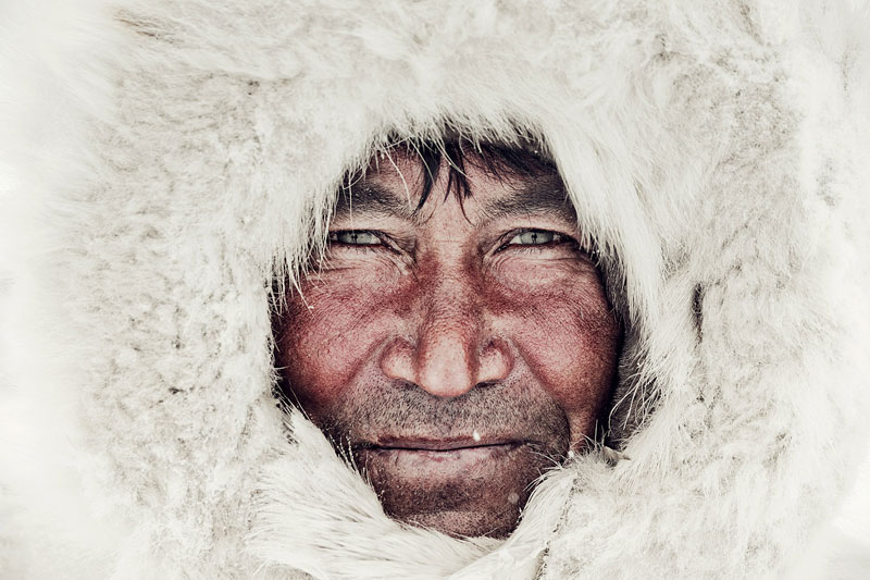 nenet jimmy nelson before they pass away 15 Striking Portraits of Ancient Tribes Around the World