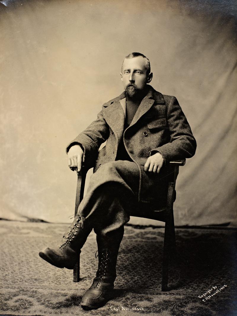 roald amundsen rare photo portrait (7)