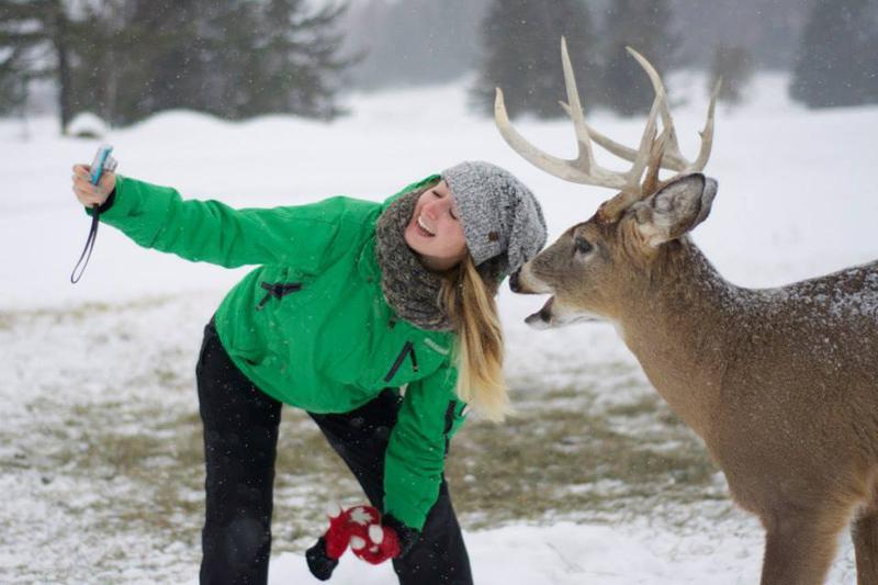 selfie with reindeer The Shirk Report   Volume 256