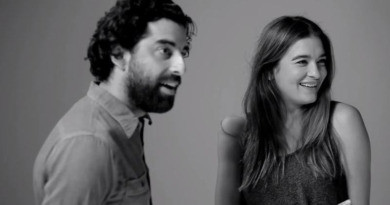 20 Strangers Were Asked to Kiss for the First Time. This is What Happened Next
