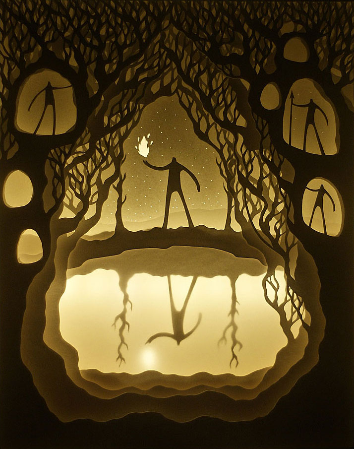 the-light-in-the-forest by hari and deepti