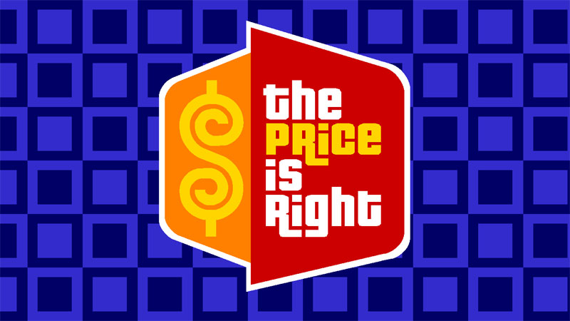 the price is right logo 5 Epic Moments in Game Show History