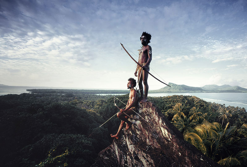 vanuatu jimmy nelson before they pass away 15 Striking Portraits of Ancient Tribes Around the World