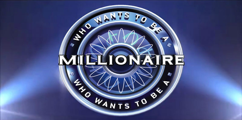 who wants to be a millionaire logo 5 Epic Moments in Game Show History