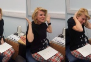 Deaf Since Birth. This Woman Hears for the First Time in 40 Years