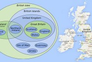 An Audiovisual Tour of the British Isles by Accent