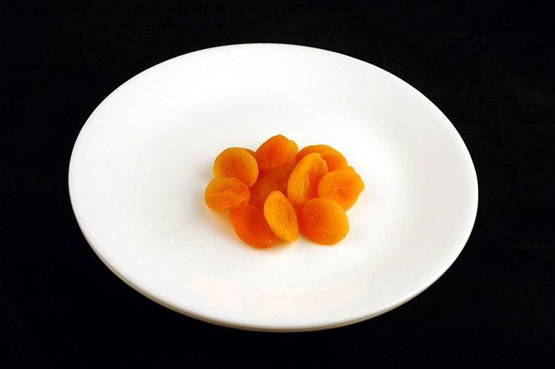 calories in dried apricots This is What 200 Calories of Various Everyday Foods Looks Like