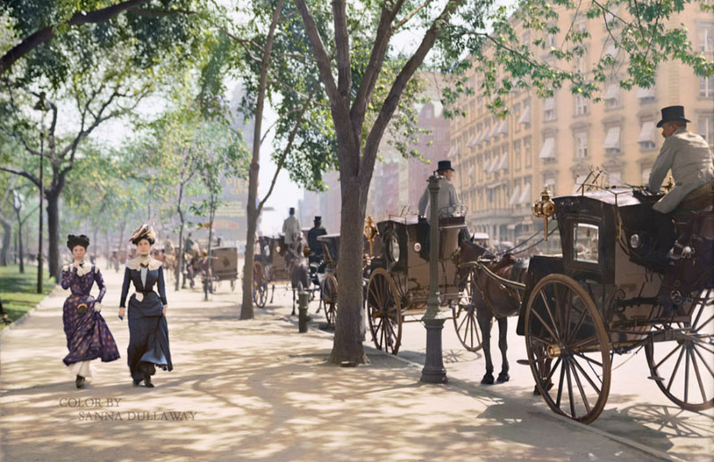 historic black and white photos colorized (23)