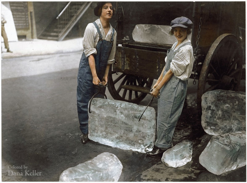 historic black and white photos colorized (3)