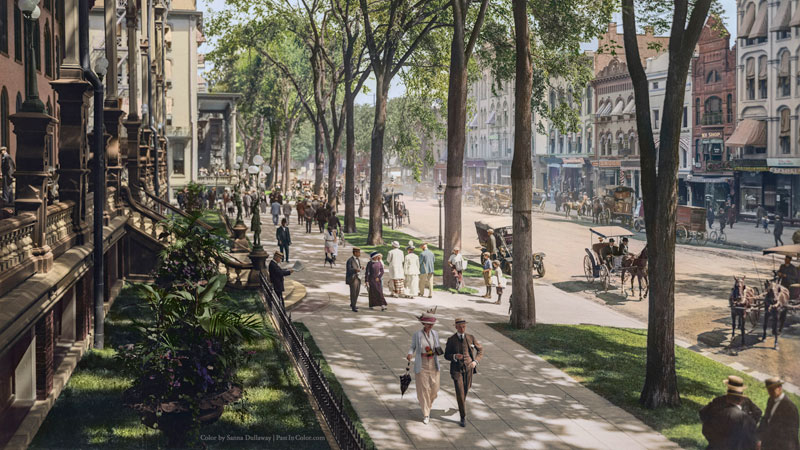 historic black and white photos colorized (39)