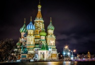 Picture of the Day: Saint Basil's Cathedral, Red Square