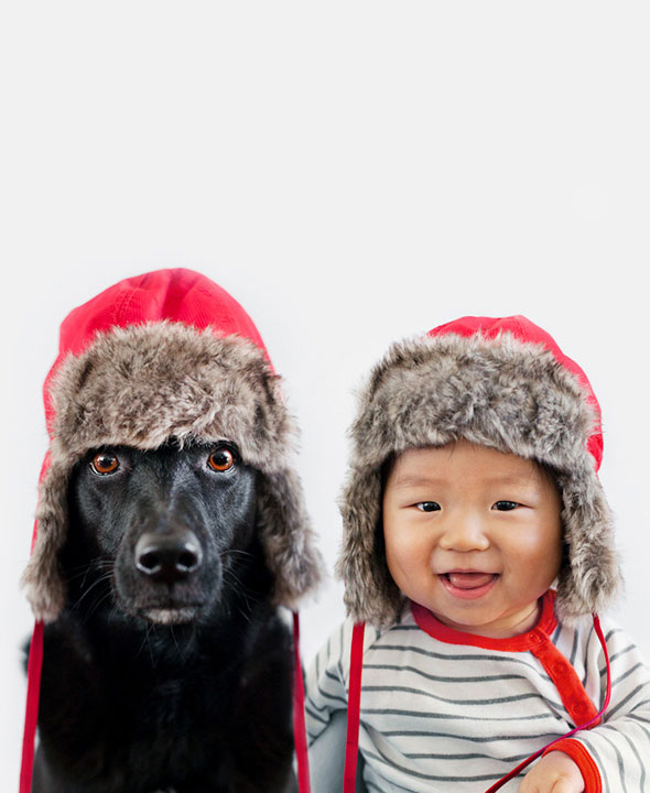 zoey and jasper rescue dog and little boy by grace chon shine pet photos (1)