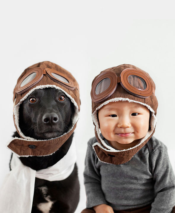 zoey and jasper rescue dog and little boy by grace chon shine pet photos (4)