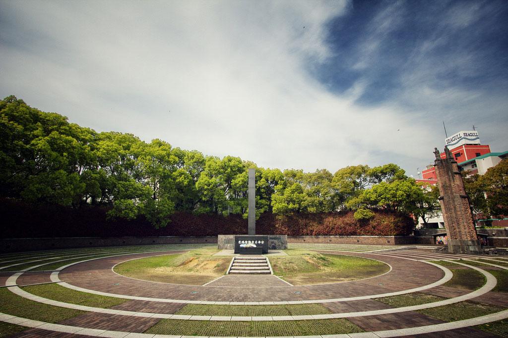 02_NagasakiAtomicBombSite by Chris Luckhardt