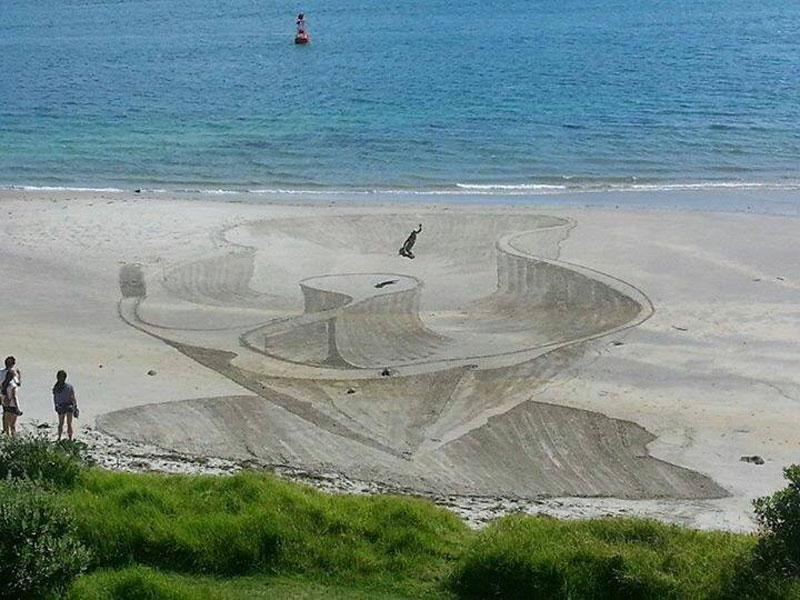 3d beach art by jamie harkins (4)