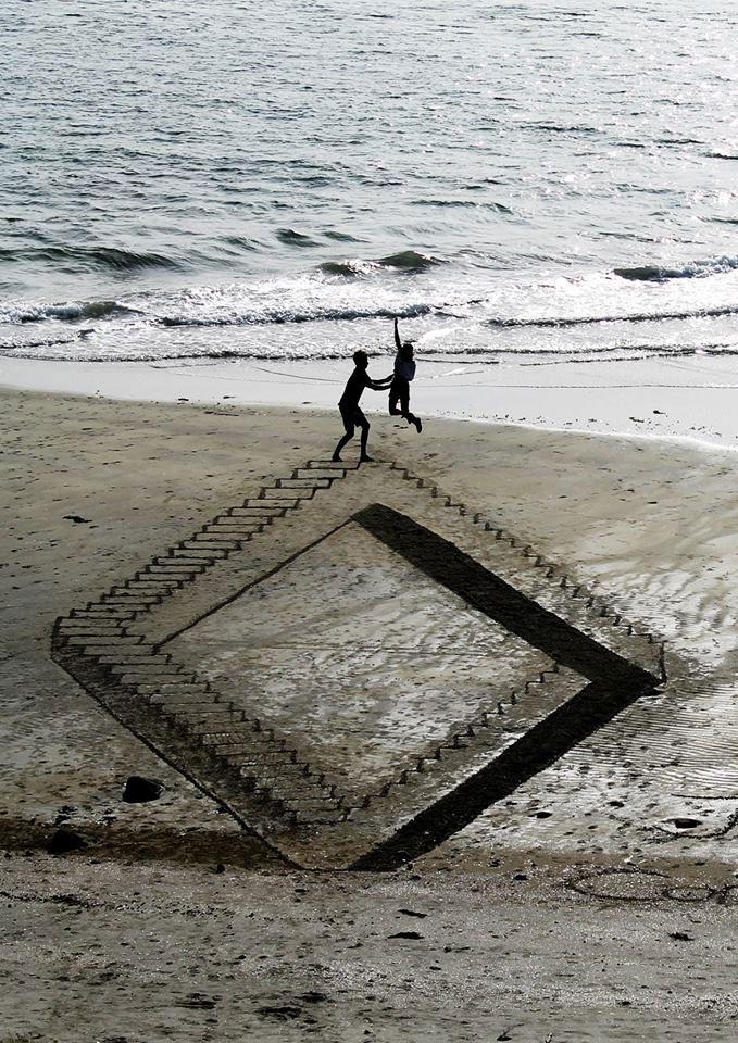 3d beach art by jamie harkins (9)