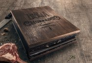 A BBQ Book That You Can LITERALLY Barbecue With