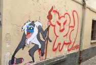 Picture of the Day: Graffiki