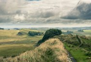 Picture of the Day: Hadrian's Wall, England