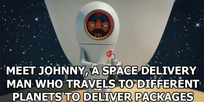 JohnnyExpress is the Best Animated Short You Will See Today