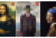 Can You Name the Original Painting from these LEGO Versions?