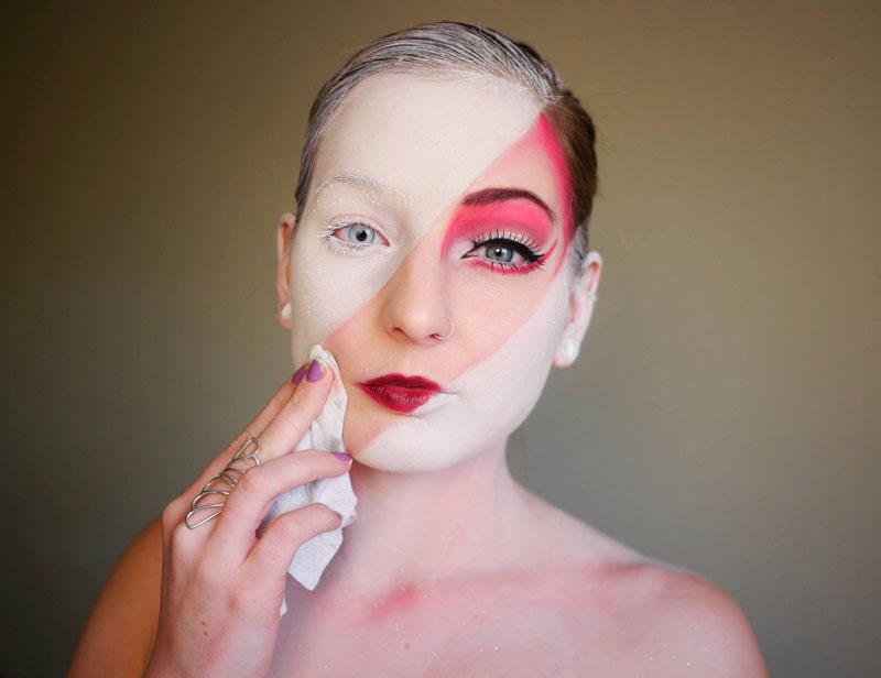 make up artist elsa rhae transforms her face (3)